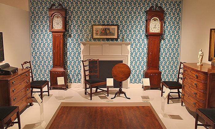 Biggs Museum of American Art - Biggs Museum of Art: Visit for Two or Four to Biggs Museum of American Art (Up to 42% Off)
