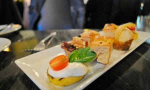 Grappolo : Starter, Plus Pizza, Pasta or Risotto for Two or Four at Grappolo (Up to 58% Off)