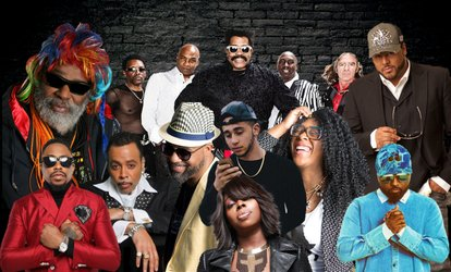 Summer Soul Music Fest w/ George Clinton, Angie Stone, Musiq Soulchild, Morris Day & The Time and More on 8/25 or 8/26