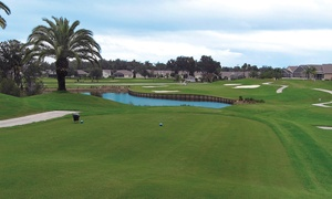 Ridgewood Lakes Golf Club: Round of Golf with Cart and Range Balls for One, Two, or Four at Ridgewood Lakes Golf Club (Up to 57% Off)