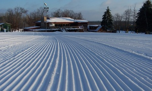 Up to 47% Off Skiing and Snowboarding at Nordic Mountain, plus 6.0% Cash Back from Ebates.