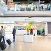 Aeroporto di Eindhoven: camera standard in hotel moderno