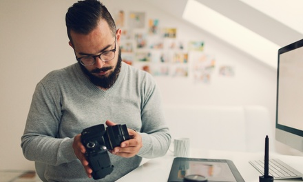 Six-Week Basic to Intermediate Photography Course with Optional Advanced Course with Global Photographic (Up to 89% Off)
