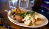 Up to 58% Off American Cuisine at Choplin's Restaurant