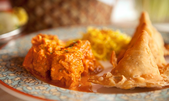 India Masala - Paradise: Indian Dinner Food at India Masala (Half Off). Two Options Available.