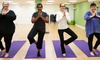 Up to 80% Off Yoga, Zumba, andFitness Classes