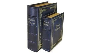 Diversion Book Safe Set (2-Pack)