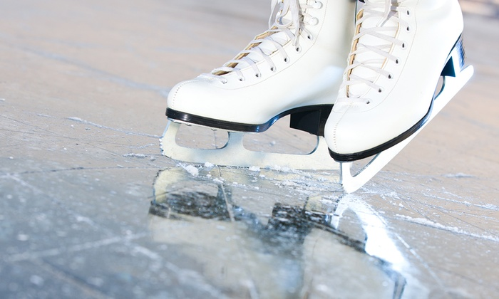 Ice At Mission Valley - Mission Valley East: $8 for $14 Worth of Ice Skating — ICE at Mission Valley