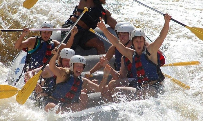 Penobscot Adventures - Millinocket: Up to 52% Off Whitewater-Rafting Trip at Penobscot Adventures