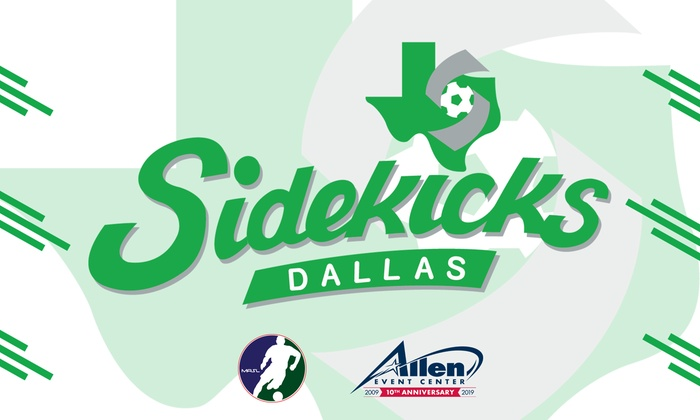 dallas sidekicks coupon