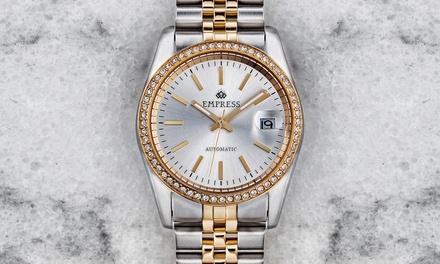 Empress Constance Bracelet Watch 2