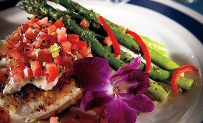 image for <strong>Seafood</strong> and Steak at Marina Grog & Galley (Up to 35% Off)