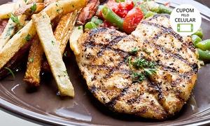 Churrascaria Porto Grill: Churrascaria Porto Grill – Centro: 3 opções de prato para 2 pessoas