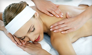 Back 2 Body: 60-Minute Massage, Sugar-Butter Body Treatment, or Citrus Body Polish and Massage at Back 2 Body (Up to 56% Off)