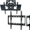 CJ Tech Fixed, Tilt, or Full-Motion TV Wall Mounts