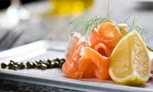 Up to 39% Off Dinner for Two at Petit Valentien at Petit Valentien, plus 6.0% Cash Back from Ebates.