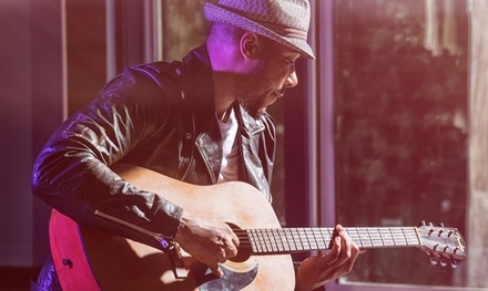 An Evening With Lyfe Jennings on Saturday, June 9, at 8:30 p.m.