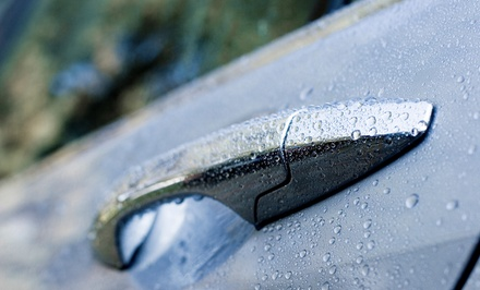 Auto Detailing Packages or Rust Proofing Service at Perma Shield (Up to 50% Off). Three Options Available.