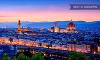 Firenze: Embassy Hotel 4*, fino a 7 notti con colazione e walking tour guidato per 2 persone, festività incluse