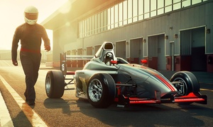 Formula DXB at Dubai Autodrome: Formula DXB Driving Experience plus 15 Minutes of Karting at Dubai Autodrome (43% Off)