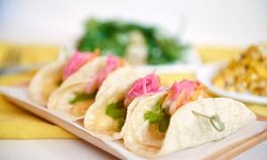 Best Fish Taco In Ensenada: $9 for $14 Worth of Fish and Shrimp Tacos at Best Fish Taco In Ensenada