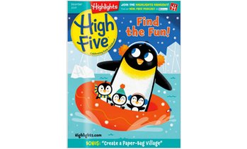 Up to $87.76 Off Highlights High-Five Magazine
