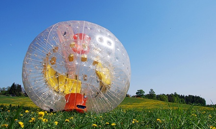 Up to 51% Off Bubble Soccer Summer Leagues at MA Sports League
