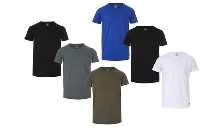 Men's Three-Pack T-Shirt