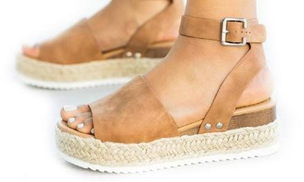 Platform Womens Sandals