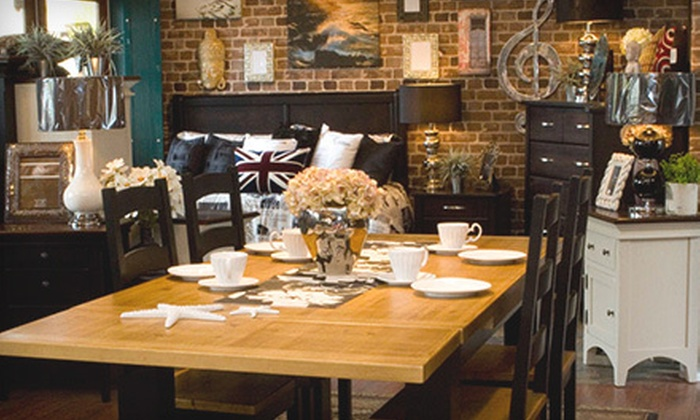 Blueberry Meadows - Fort Langley: Home Furnishings at Blueberry Meadows (Up to 63% Off). Two Options Available.