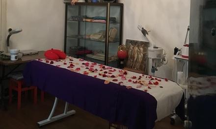 Soin, gommage, masque, modelage relaxant aux pierres chaudes ou aux huiles dès 29,90€ chez Chantal Marie soin de beauté