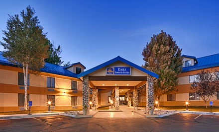 Stay at BEST WESTERN PLUS Eagle Lodge & Suites in Eagle, CO, with Dates into March