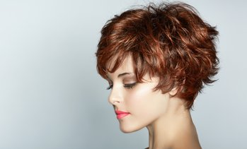 Style Cut, Blow-Dry and Treatment