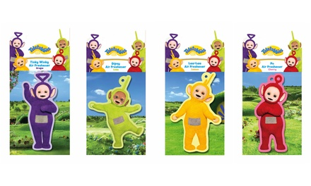 FourPack of Teletubbies Air Fresheners