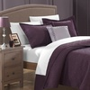Catalina Traditional Embroidery Quilt Set (3- or 4-Piece)