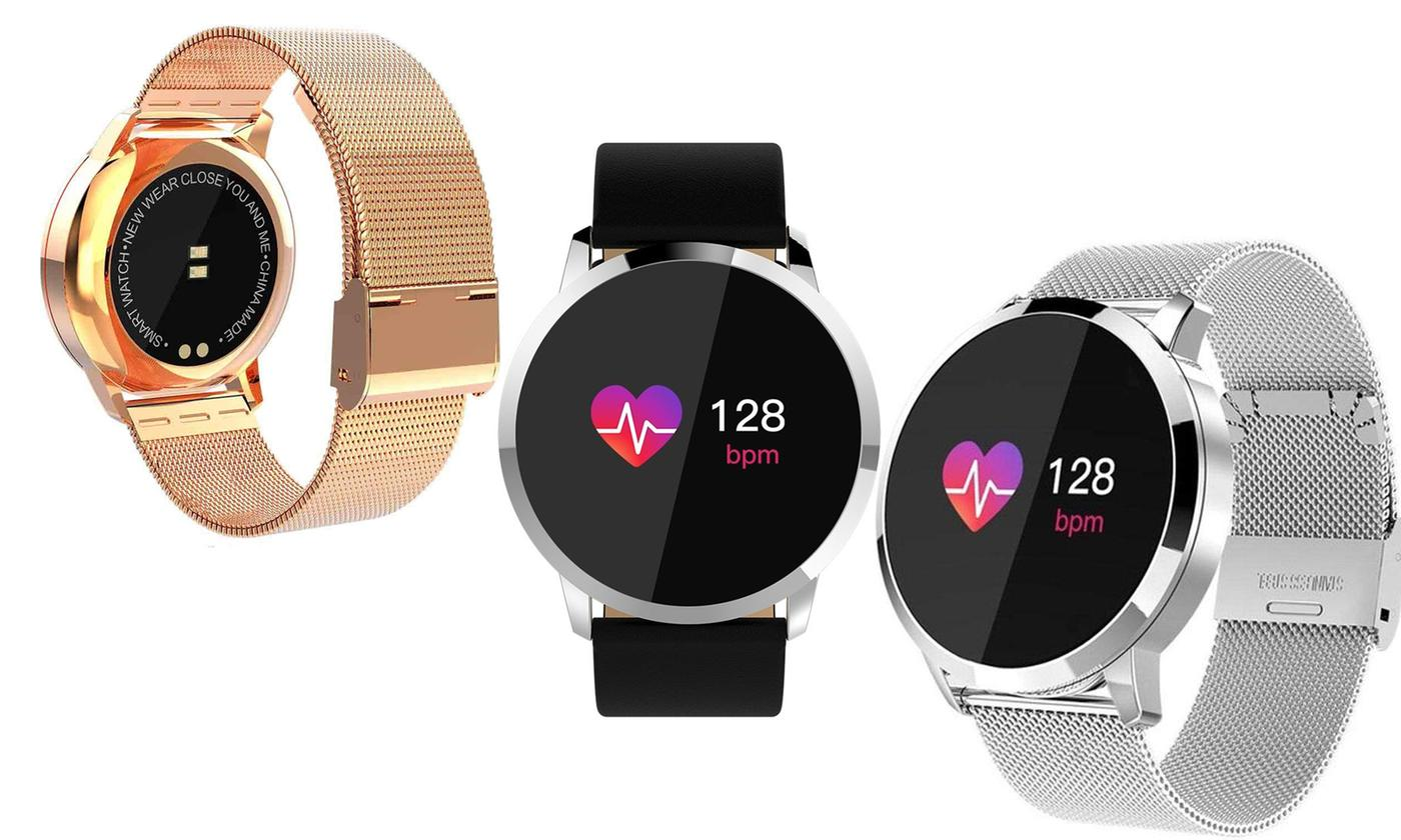 Sports Watch with Bluetooth and Heart Rate Monitor