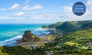 Trippy: Full-Day Piha Trip for One ($25), Two ($49) or Four People ($95) with Trippy (Up to $160 Value)