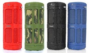 TRAKK ACTIV Portable Bluetooth Bike Speaker with 100 Ft. Range