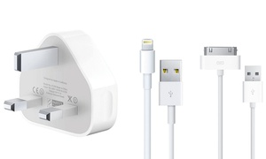 Apple Mains Plug or Cables
