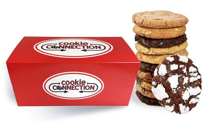 Cookie Connection and Cookie Company - Multiple Locations: $10 for $20 Worth of Treats at Cookie Connection and Cookie Company