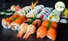 Zestawy sushi i więcej do wyboru