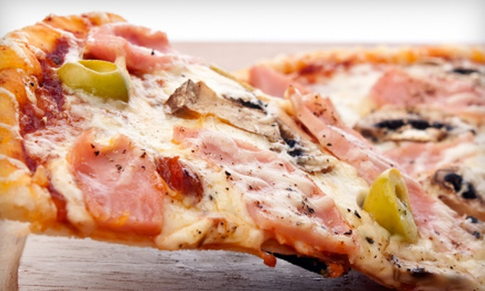 Partners II Pizza - Richmond: Dinner for Two or Four or $7 for $15 Worth of Italian Food at Partners II Pizza