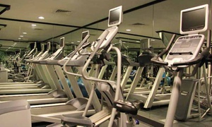Recreation at Trianon Hotel: Up to Six-Month Fitness Center and Swimming Pool Access with Sauna at Recreation at Trianon Hotel