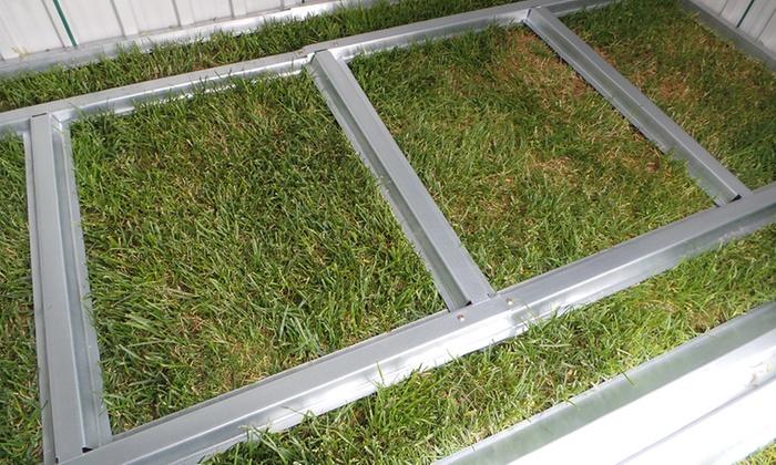 Garden shed groupon goods for Best deals on garden sheds