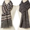 Hipster Men's Cold Weather Scarves