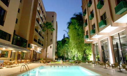 ✈ Marrakech : 4 ou 5 nuits avec petit déjeuner et vols A/R depuis Paris BVA ou Marseille MRS à l'hôtel Meriem 4*