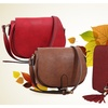 MKF Collection Structured Fashion Crossbody Bag by Mia K. Farrow