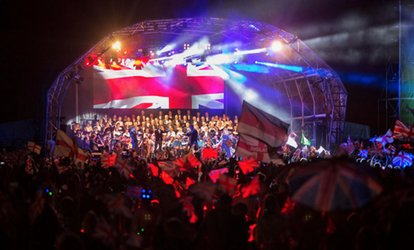 image for Bedford Proms: Child or Adult Ticket, 5 August at Bedford Park (Up to 20% Off)