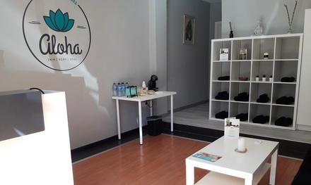 Sesión de masaje individual o en pareja de 30, 60 o 90 minutos desde 12,95 € en Aloha Centro de masajes