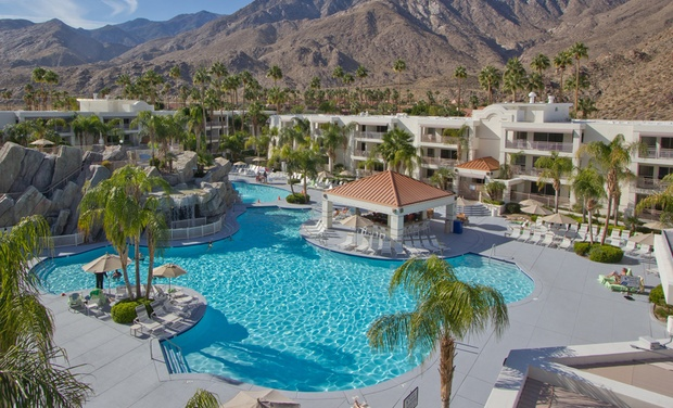 Palm Canyon Resort Springs Ca Stay At In